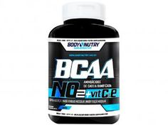 Bcaa No2 + Vitamina C e E 60 Cápsulas - Body Nutry