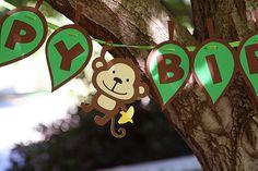 monkey theme.