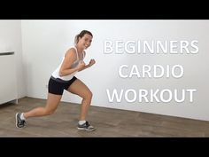 Cardio Workout For Beginners – 20 Minute Of Fat Reducing Cardio Exercises For Beginners At Home - YouTube