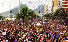 Carnaval de Rua. Río de Janeiro