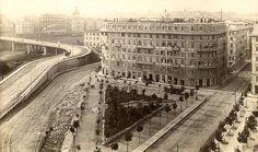 GENOVA - Piazza Terralba - FOTO STORICHE CARTOLINE ANTICHE E RICORDI DELLA LIGURIA