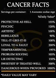 Image result for cancer horoscope