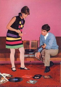 Want to listen to some records?