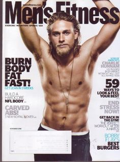 Charlie Hunnam!! You're welcome.