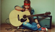 Guitar Girl Magazine » Essential Items to Purchase with Your Acoustic Guitar