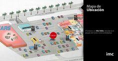 Mapa de Ubicación// Mini Vallas de Parqueo
