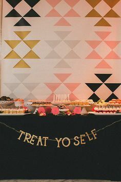This Shoppable Wedding Is A Desert Dream #refinery29  http://www.refinery29.com/lulu-georgia-wedding-decor#slide24  Signs by The Sweet Petite Shop.