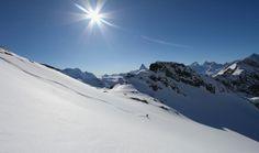 Rider: Jan Schnidrig; Photographer: Dominik Bührer; Location: Zermatt - Switzerland