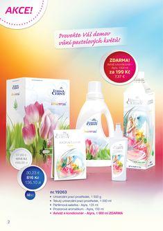 Podzimní katalog výrobce ekologické drogerie Eurona by Cerny.  S heslem pro hosta 420-7645911681 nakupujete za velkoobchodní ceny, bez 20% maloobchodní marže.