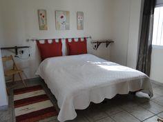 Schlafzimmer der Casa Jazmin (Urlaub in Andalusien: www.finca-andalusia.de)