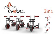 YBike Evolve Giveaway | Parenting Patch: Enter to win one (1) YBike Evolve. Open to legal residents of the United States of America. Ends on September 6, 2013.