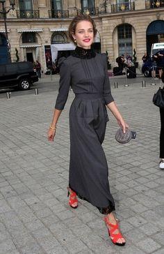 Наталья Водянова: недавние повседневные образы / фото