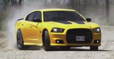 Just a very cool short Dodge Charger SRT8 Sper Bee video for all the Mopar muscle enthusiast. Check it out!