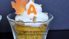 Caramel Soaked Pumpkin Cupcakes