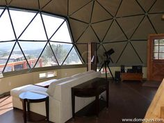 Geodesic Dome Shelters by DomeGuys - Private - Living Dome - Colorado