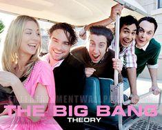 Image detail for -The Big Bang Theory - The Big Bang Theory Wallpaper (16862962 ...