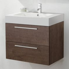 Relax Wall Mounted Basin