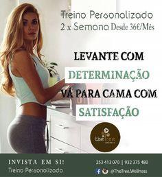 Marque o seu treino experimental gratuito! :) Visite-nos, esperamos por si… GO follow ▶Instagram @thetree.wellness #TheTree2016 #Guimarães #personaltrainer #funcionaltraining #Guimaraes #treinofuncional (em The Tree)