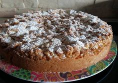 Νηστίσιμη μηλόπιτα πανεύκολη Greek Sweets, Greek Desserts, Greek Recipes, Vegan Desserts, Meals Without Meat, Cake Recipes, Dessert Recipes, Tea Biscuits, Sweet Pie