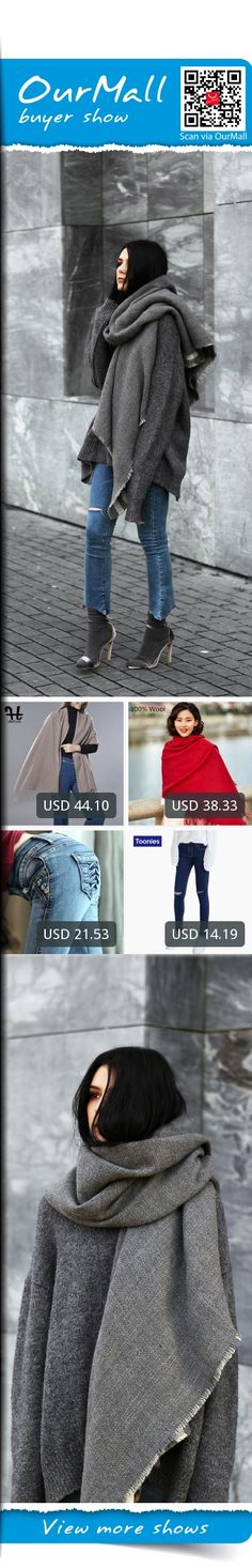 This is Holynights Claudia's buyer show in OurMall;  1.New Fashion Cashmere Scarf Brand Women Scarves Wool Warm Shawls Tassel Women Wraps Thicken 2.Autumn Winter Brand Wool Scarf Warm Thick Multi Colors Wool Shawl Women Scarf 3.Waist Jeans Slim Fit Trousers Elastic Skinny Jeans Fem... please click the picture for detail. http://ourmall.com/?QNRbue