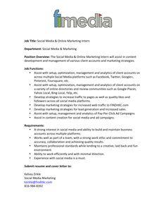 Wanted: Social Media & Online Marketing Intern in Kansas City - FINDitKC.com