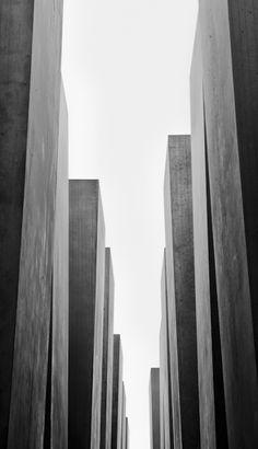 Holocaust Memorial, Study I - PAUL COGHLIN