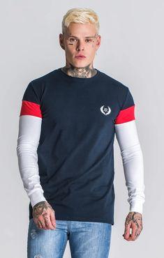 All Sweats For Men Sport Fashion, Fashion Brands, Roman Man, Urban Fashion Women, Red Logo, Printed Tees, Long Sleeve Tees, Street Wear, Hoodies