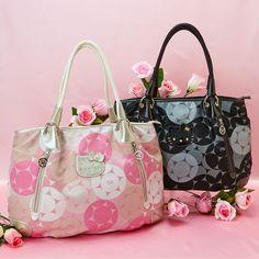 Hello Kitty x SAVOY Collaboration Tote Bag Jacquard Black & Pink SANRIO JAPAN | JAPAN IN A BOX