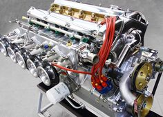 A truly amazing straight 6 engine for the Eagle Speedster (a tribute to the Jaguar E-Type). Description from pinterest.com. I searched for this on bing.com/images