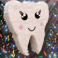 Baby First Tooth Ideas Birthday Cakes 50 Ideas Birthday Gifts For Women, 1st Birthday Girls, Birthday Parties, Graduation Parties, Birthday Cakes, Homemade Pinata, Pink And Gold Birthday Party, Eid Crafts, Pinata Party