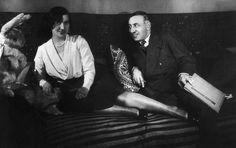 Алиса Коонен и Александр Таиров