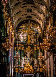 Shrine Of Our Lady - Czestochowa, Poland