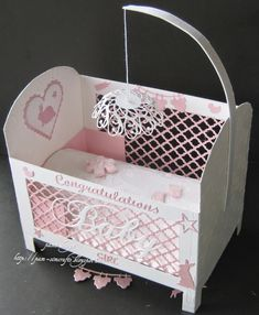 baby girl cot