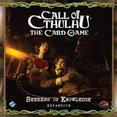 Call of Cthulhu: The Card Game – Seekers of Knowledge