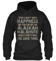 Ltd. Edit. - ALASKAN MALAMUTE Happiness