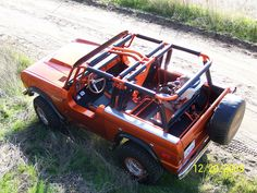 Bailie Bilt Customer and Customization Bronco Gallery Old Bronco, Bronco Ii, Early Bronco, Classic Bronco, Classic Ford Broncos, Classic Trucks, Off Road Buggy, International Scout, 4x4