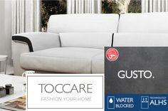 Poťahová látka GUSTO- TOCCARE Sofa, Couch, Throw Pillows, Bed, Furniture, Home Decor, Homemade Home Decor, Cushions, Stream Bed