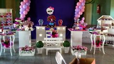 Festa Infantil- Monster High