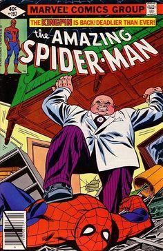The Amazing Spider-Man #197 - October 1979