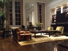 Carole Radziwill NYC Apt : those windows