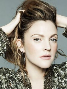 ☆ Drew Barrymore | Photography by Jan Welters | For Marie Claire Magazine US | February 2014 ☆