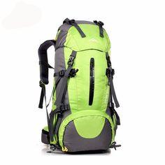 Outdoor Waterproof Camping Backpack