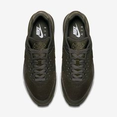 new arrival c8400 7c9bd Chaussure Nike Air Max Bw Pas Cher Femme et Homme Kaki Cargo Blanc Noir Kaki  Cargo