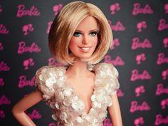 Sylvie van der Vaart got her own Barbie - (01.02.2012)