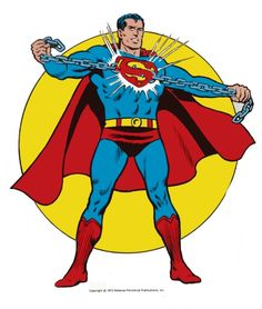 The upper left hand corner icon used for Action Comics, circa 1971, replacing the DC Bullet.