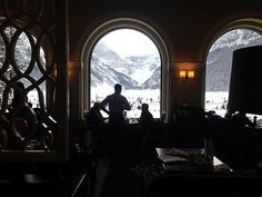 Fairmont Hotel Lake Louise
