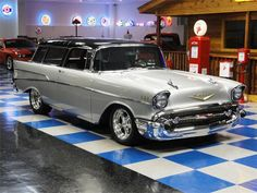 1957 Chevy For Sale | 1957 Chevrolet Nomad / 8 - Craigs List - Used cars for sale on ...