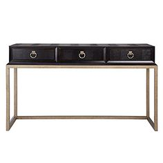 Hayden Console Table | Console Tables | Occasional Tables | Living Room | Furniture | Z Gallerie