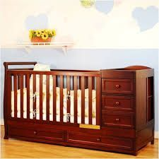 Image result for baby cot with drawers and changing pad