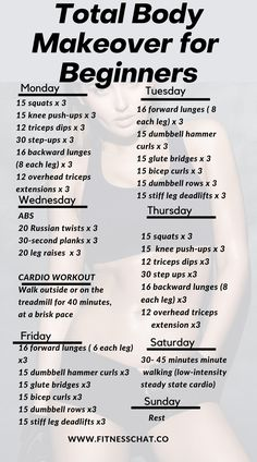 Best weight loss workout plan